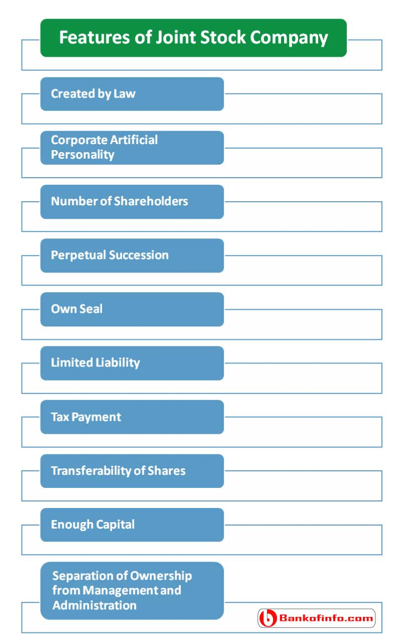 features-of-joint-stock-company