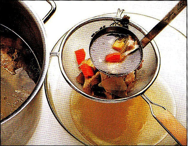 Chicken Stock Cooking Hints