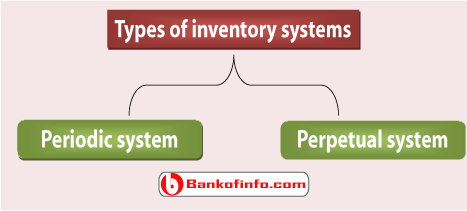 Types of inventory systems and their characteristics