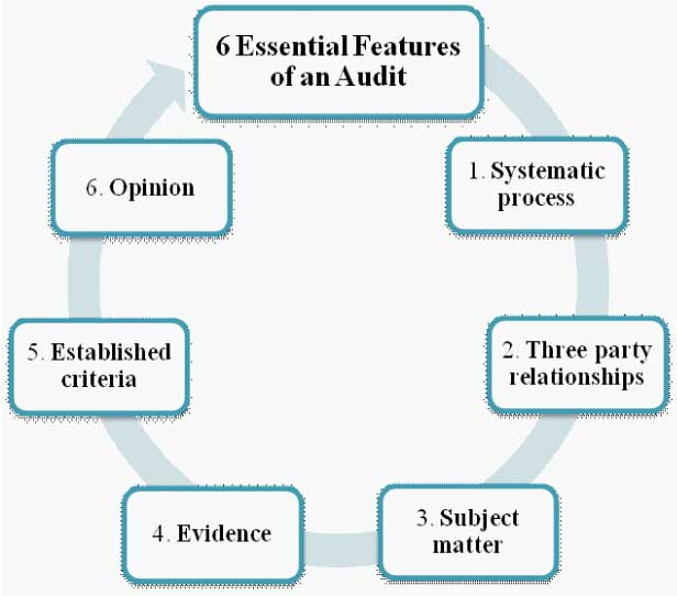Features of an Audit