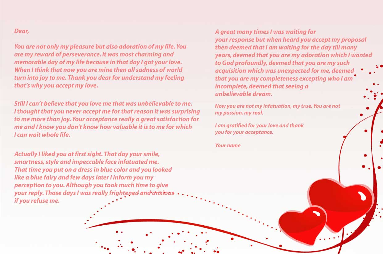 Thank you love letter sample thankyoulovelettersample spiritdancerdesigns Choice Image