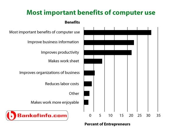 Advantages and Disadvantages of Using Computer in Small Business